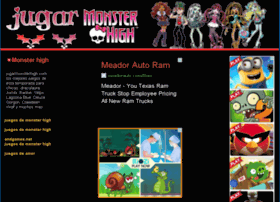 jugarmonsterhigh.com