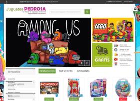 juguetespedrosa.com
