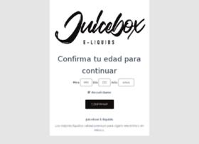 juiceboxeliquids.com