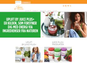 juiceplus.dk