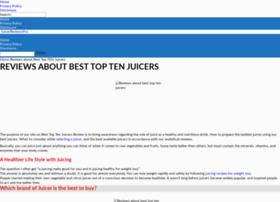 juicerreviewspro.com