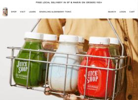 juiceshopsf.com