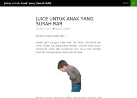 juiceuntukanakyangsusahbab.wordpress.com
