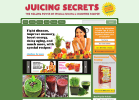 juicing-secrets.com