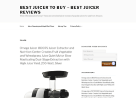 juicingjuicer.com