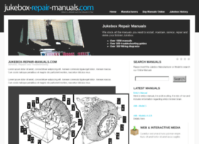 jukebox-repair-manuals.com