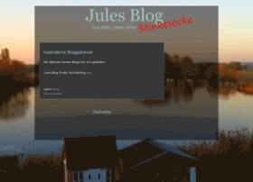 jule-stinkesocke.blogspot.com