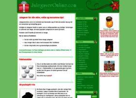 julegaveronline.com