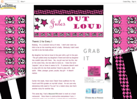 julesoutloud.blogspot.com