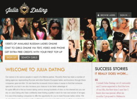 juliadating.com