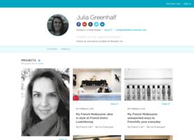 juliagreenhalf.contently.com