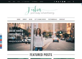 juliajornsaysilverberg.com