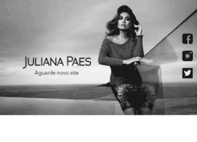 julianapaes.com.br