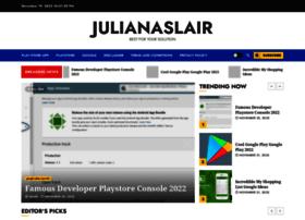 julianaslair.com