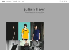 julianhayr.com