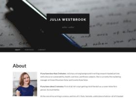 juliapwestbrook.com