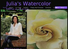 juliaswatercolorwonders.moonfruit.com