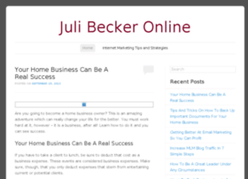 julibeckeronline.wordpress.com