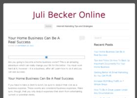 julibeckeronline.wordpress.com