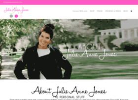 julieannejones.com