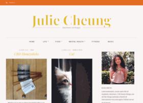 juliecheung.co.uk