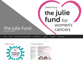 juliefund.org