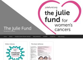 juliefund.org