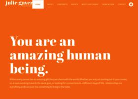 juliegaver.com