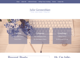 juliegerstenblatt.com