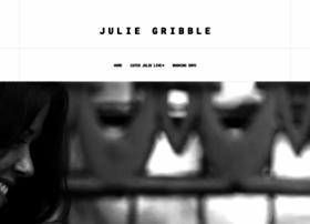 juliegribble.net