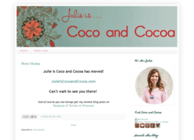 julieiscocoandcocoa.blogspot.com