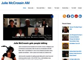 juliemccrossin.com