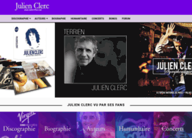 julien-clerc.net