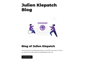 julienklepatch.com