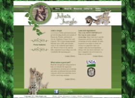juliesjungle.com