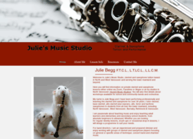 juliesmusicstudio.com