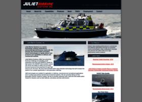 julietmarine.com