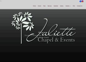 juliettechapel.com
