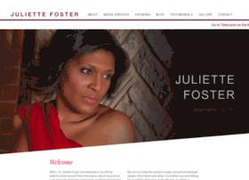 juliettefoster.co.uk