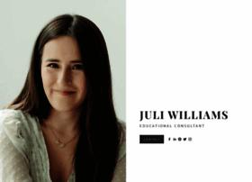 juliwilliams.com