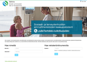 julkiterhikki.valvira.fi
