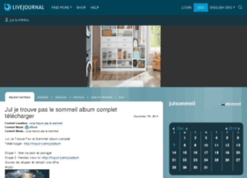 julsommeil.livejournal.com