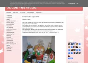 julys-testblog.de