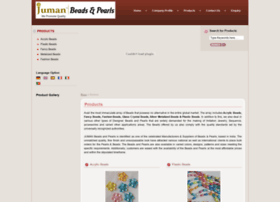 jumanbeadsnpearls.com