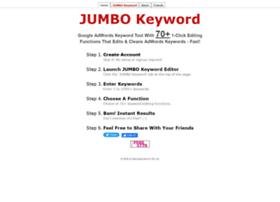 jumbokeyword.com