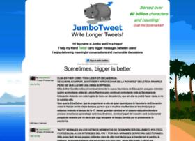 jumbotweet.com