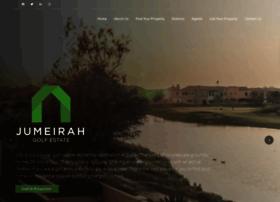 jumeirahgolf-estates.com