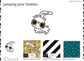 jumpingjunetextiles.storenvy.com