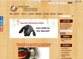 jumpingoatcoffeeroasters.com