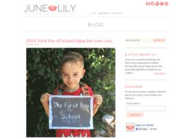 Junelily.com